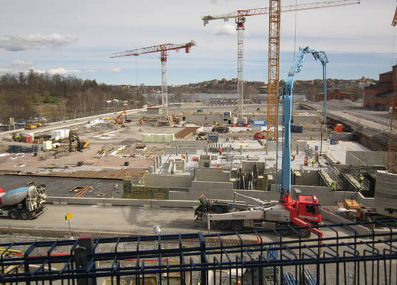 Stockholm - Broparken